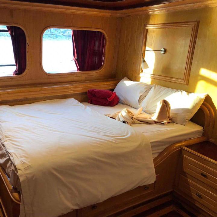 sea scorpion double cabin